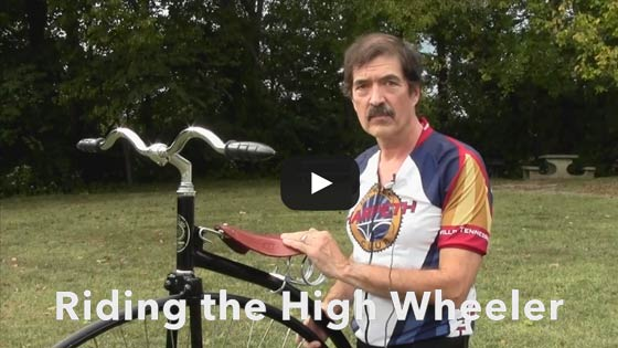 Riding the High Wheeler