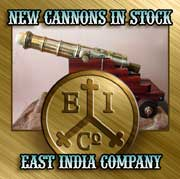 New Cannons in Stock