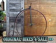 Original Bikes for Sale